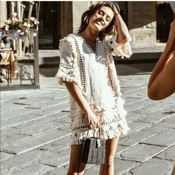 Spell & The Gypsy Collective Dresses & Skirts - Spell & The Gypsy Collective Alphie Smock Dress
